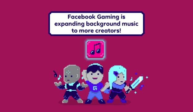 facebook gaming live music