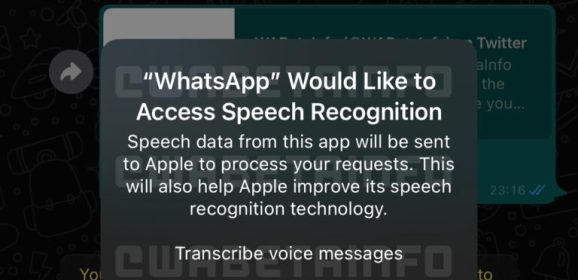 WhatsApp Might Introduce Voice Message Transcriptions