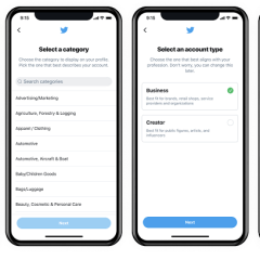 Twitter opens Professional Profiles applications to businesses