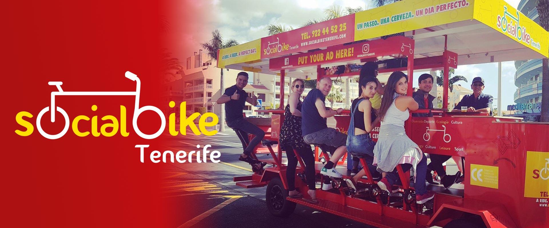 Bienvenidos a Social Bike Tenerife
