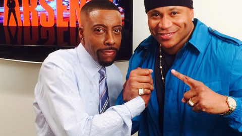 LL Cool J on the Arsenio Hall Show 2014