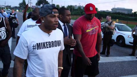 BET.com | Nelly speaks on Ferguson