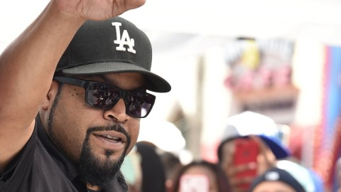 Ice Cube receives a Star on Hollywood Walk of Fame