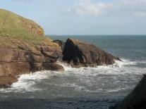 Portally towards Hook Head Lighthouse