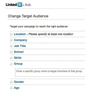 linkedin-targeting-options
