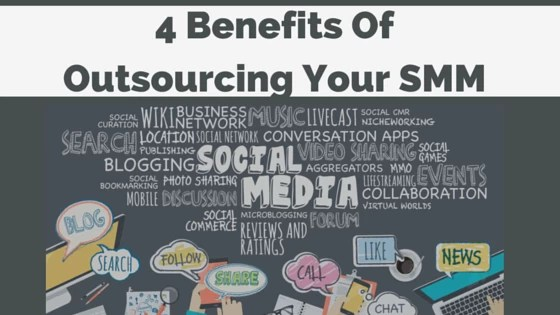 Benefits of Social Media Outsourcing