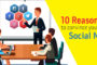 10 reason to go for Social Media