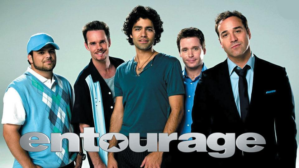 ENTOURAGE: THE TV SERIES