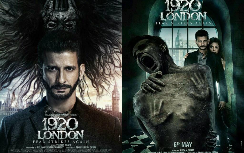1920 London Trailer: Spookiest Film This Year