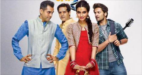 Diana Penty Rocks Happy Bhaag Jayegi Trailer, Must Watch