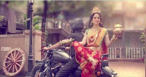 Kangana Ranaut Shines in New Swachh Bharat Campaign