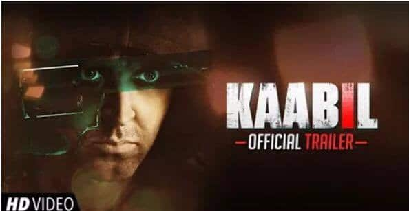 Hrithik Roshan Delivers A Thunderous Performance in Kaabil Trailer