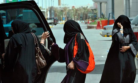 Defying Saudi laws - Muslim woman arrested for not wearing veil 1