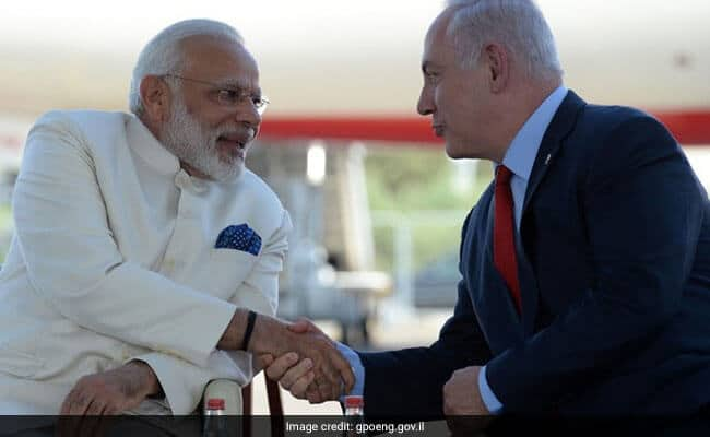 India Israel relations - past, present and future 3