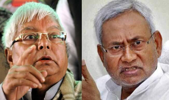 The Lalu Nitish alliance is all about opportunities and shamelessness