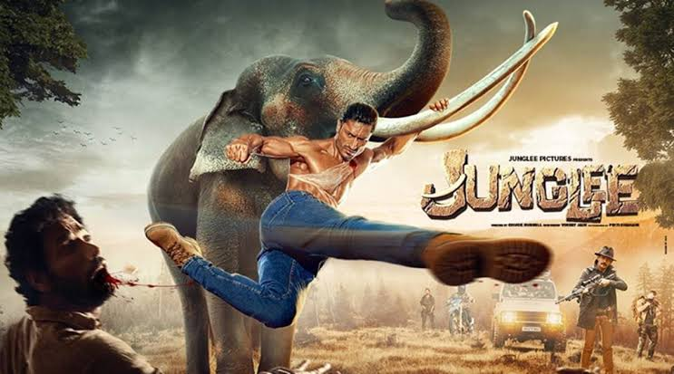 Junglee Review: Vidyut Jammwal shine in high paced action drama