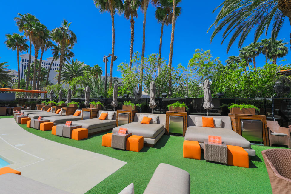 Bare Pool | Las Vegas Dayclub | Social Crowd Media