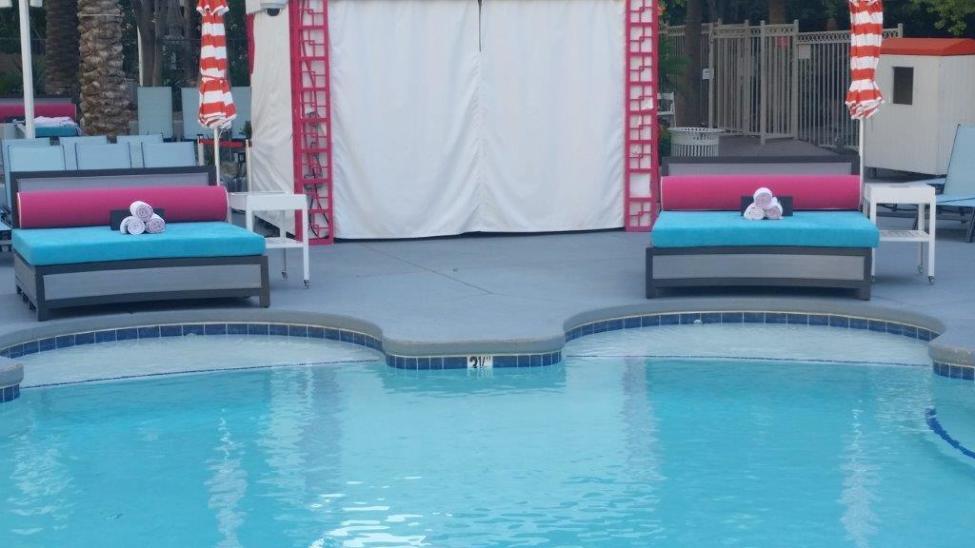 Go Pool | Las Vegas Dayclub | Social Crowd Media
