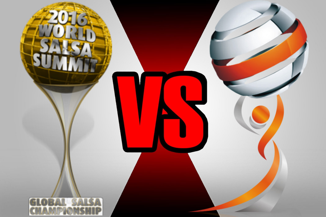 World Latin Dance Cup VS World Salsa Summit