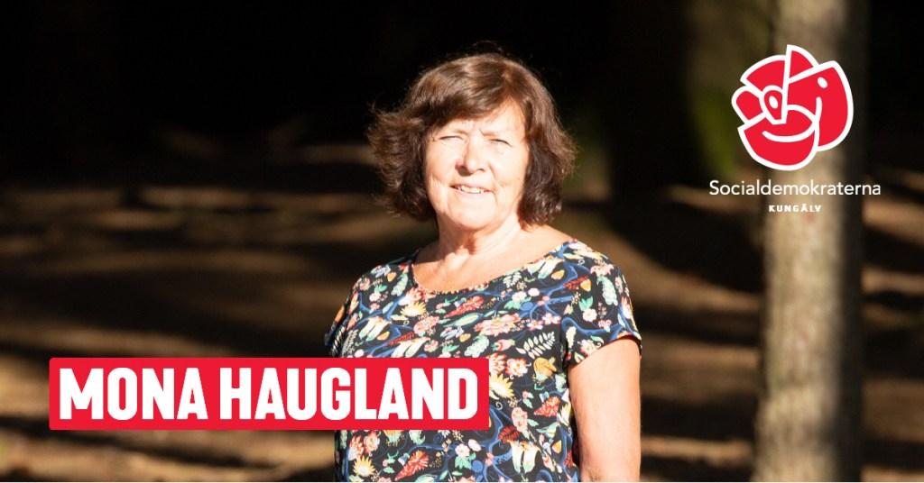 Mona Haugland, S.t undersköterska, Kungälv