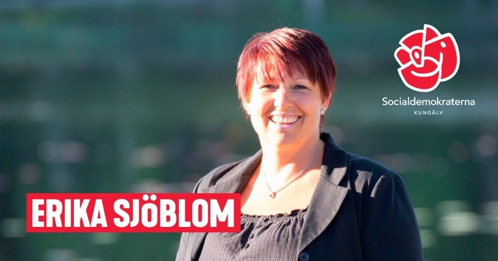 Erika Sjöblom, Undersköterska, Kareby