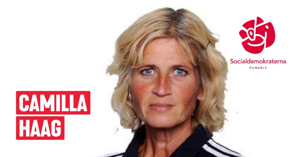 Camilla Haag, Undersköterska, Kungälv