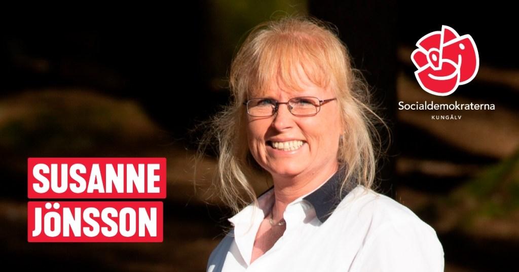 Susanne Jönsson, Undersköterska, Kärna
