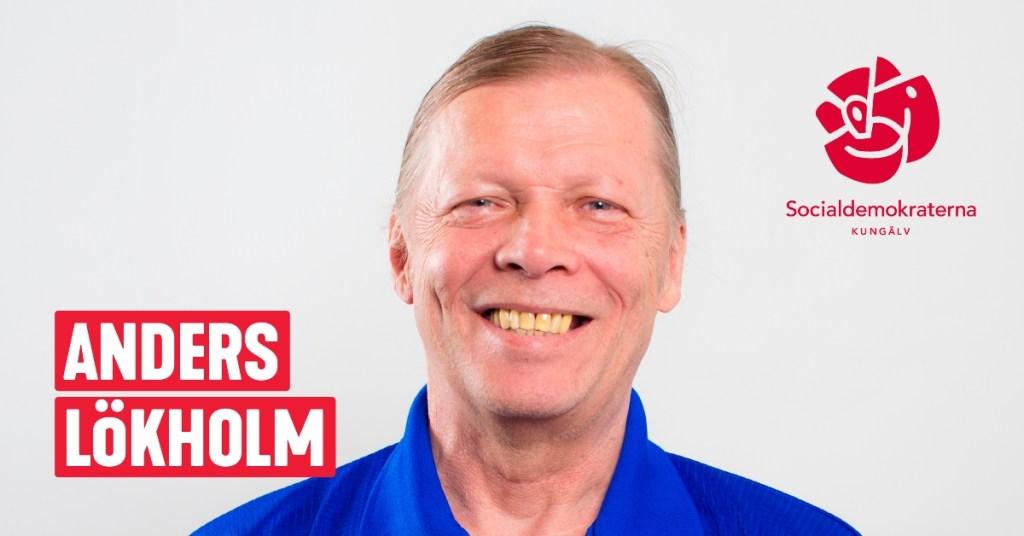 Anders Lökholm, Glasmästare, Kärna