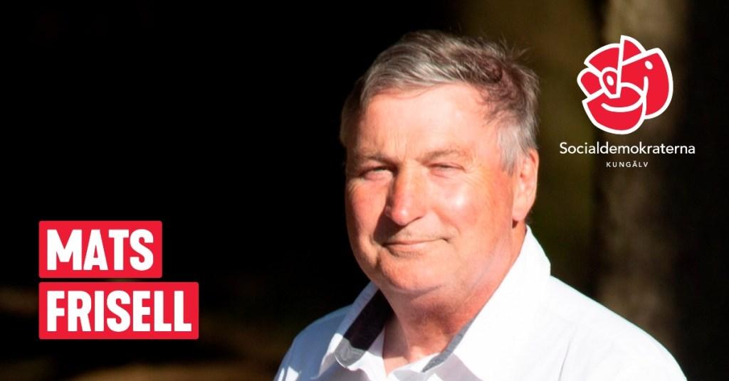 Mats Frisell, Pensionär, Romelanda