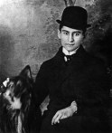 Franz Kafka (1883-1924) czech writer c.1910. (Photo by Apic/Getty Images)