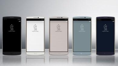 LG V10 u 5 boja