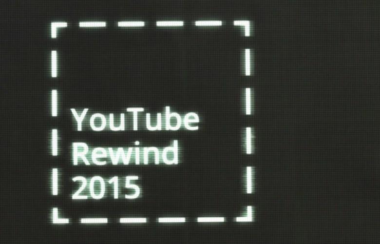 YouTube rewind 2015 Srbija