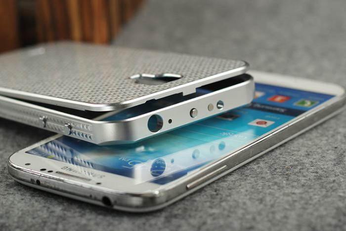 Metalna kućišta za smartfone