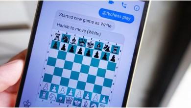 Šah na Facebook Messengeru