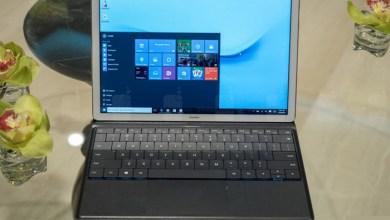 Huawei MateBook sa Windowsom 10