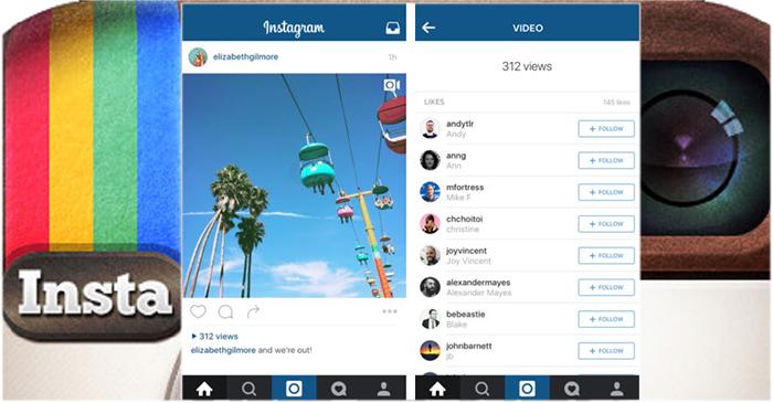 Brojač pregleda videa stiže na Instagram