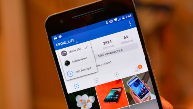 instagram multiple accounts naslovna