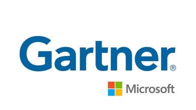 Gartner Microsoft