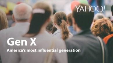Yahoo Gen X