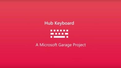 Microsoft Hub tastatura