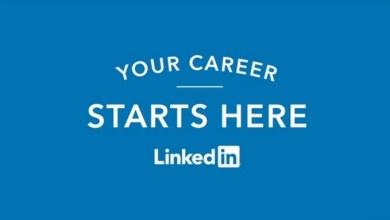 Linkedin aplikacija za studente