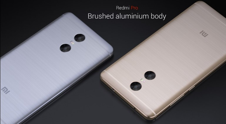 Xiaomi Redmi Pro kućište poleđina