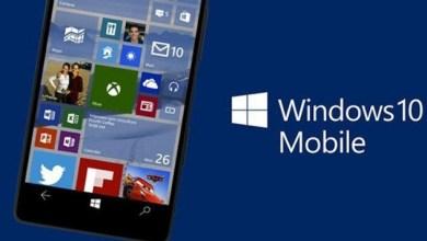 Windows 10 Mobile ažuriranje