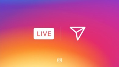 instagram stories live video