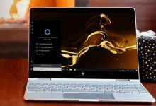 HP Spectre x360 Windows 10