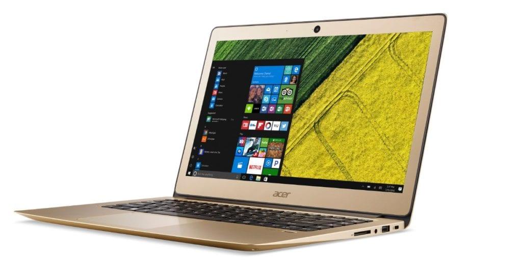 Acer Swift 3 sa Windows 10 sistemom