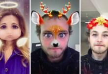 Snapchat filteri
