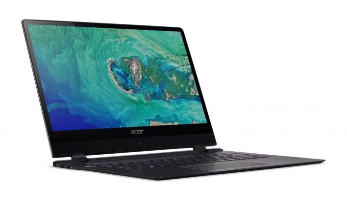 Acer Swift 7 sa Windows 10 i Windows Hello tehnologijom