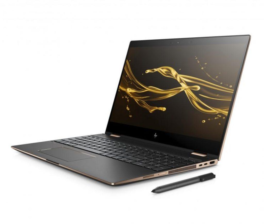 HP Spectre x360 15 windows 10