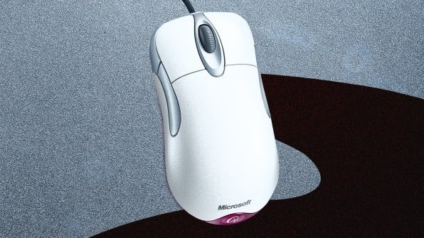 2 intellimouse miš